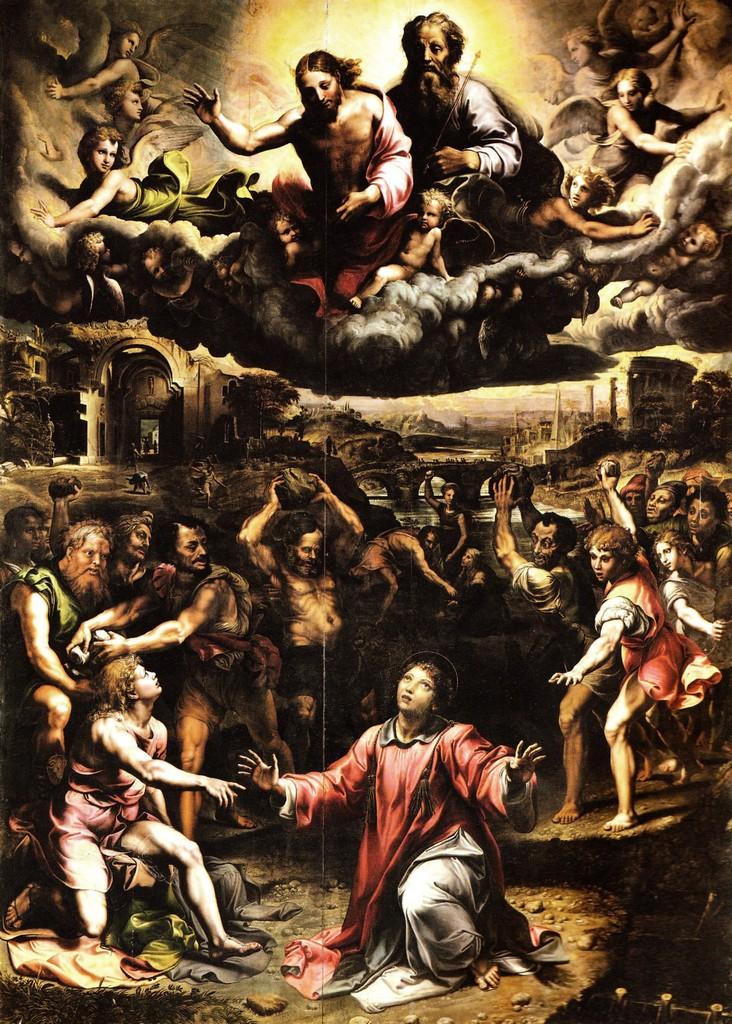 Fig. Giulio Romano, Saint Stephen
