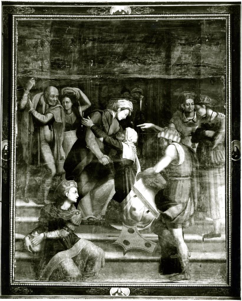 Fig. Lappoli, Visitation