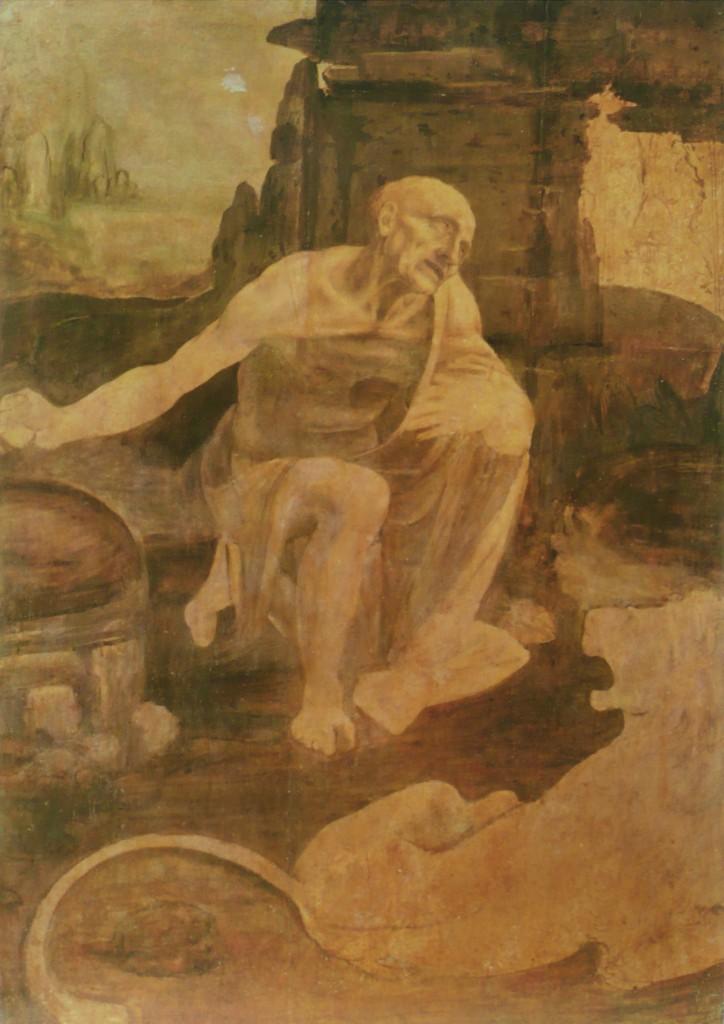 Leonardo da Vinci, Saint Jerome