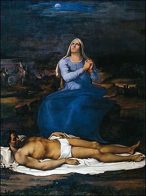 Pietà, Viterbo
