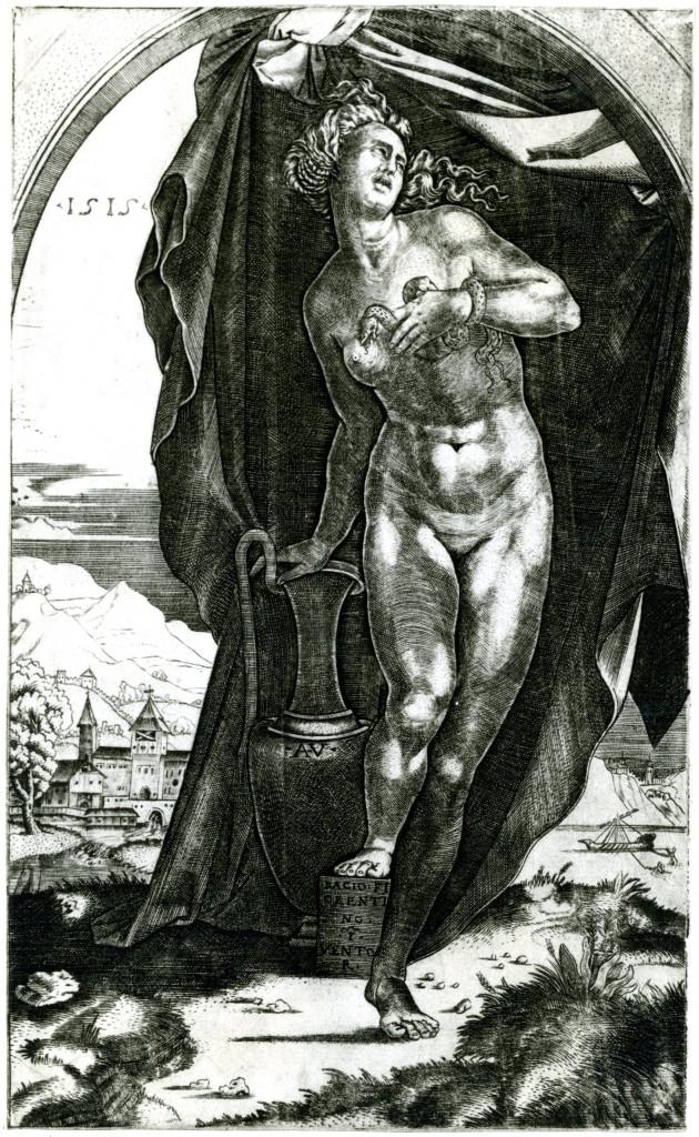 Fig. Veneziano, Cleopatra