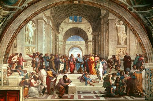 Raphael, School of Athens, Vatican