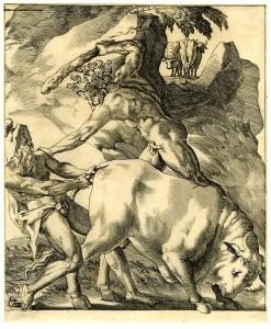 E.24 Caraglio, Cacus