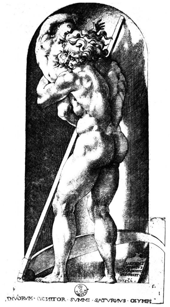 E.26 Caraglio Saturn