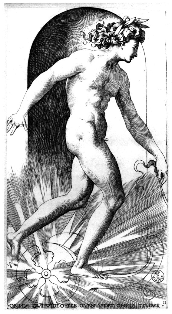 E.36 Caraglio Apollo