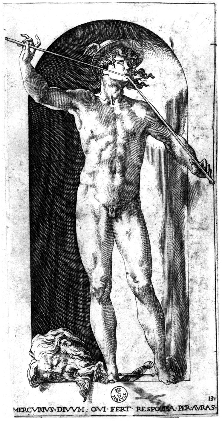 E.38 Caraglio Mercury