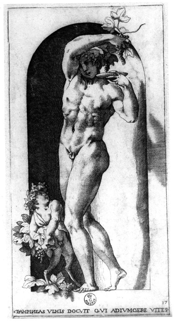 E.42 Caraglio Bacchus