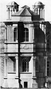 St. Saturnin Apse, Exterior