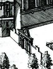 Du Cerceau Print View, Gate