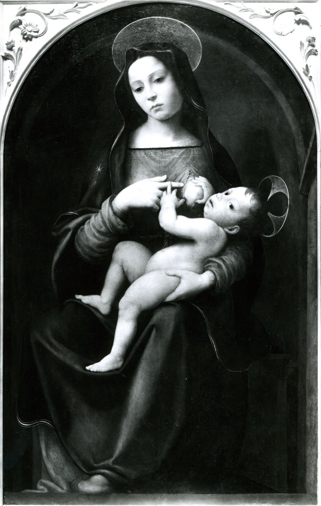 Fig. Bugiardini, Madonna del Latte