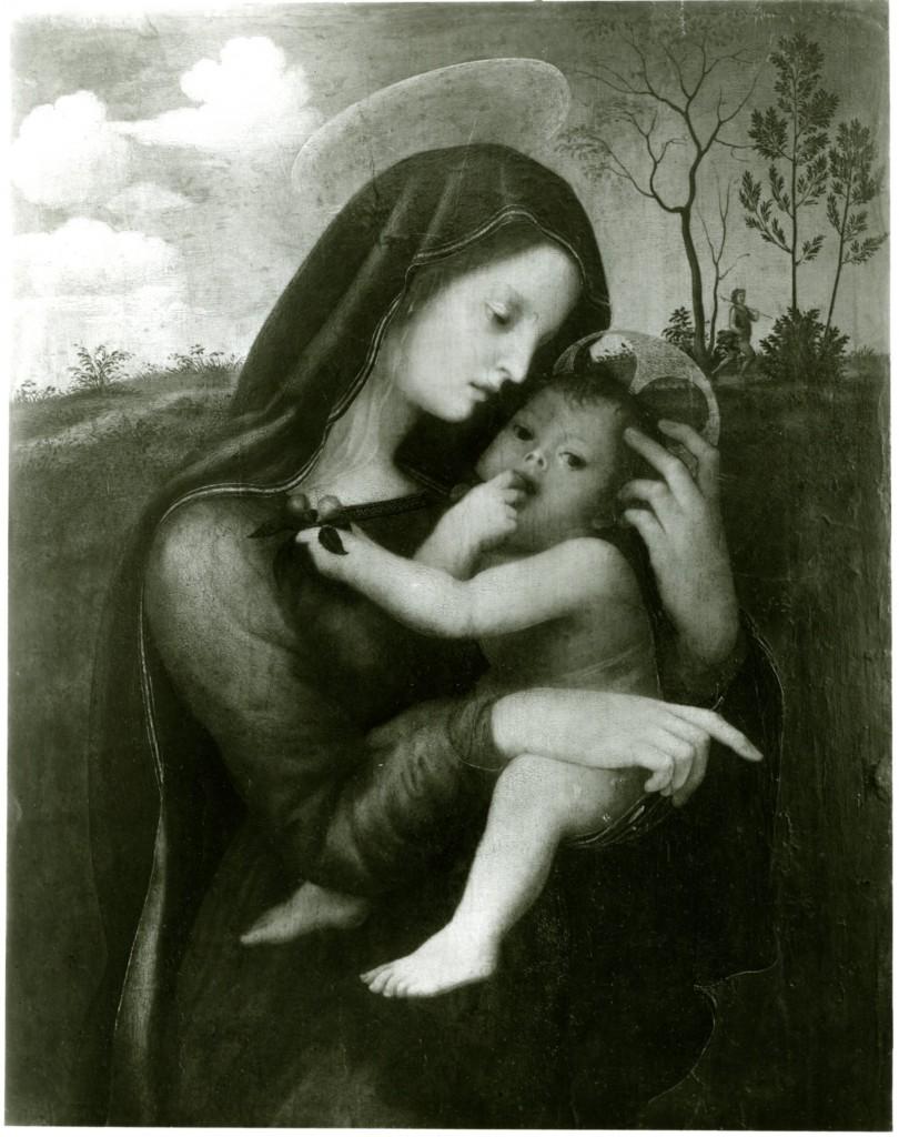 Fig. Bugiardini, Madonna