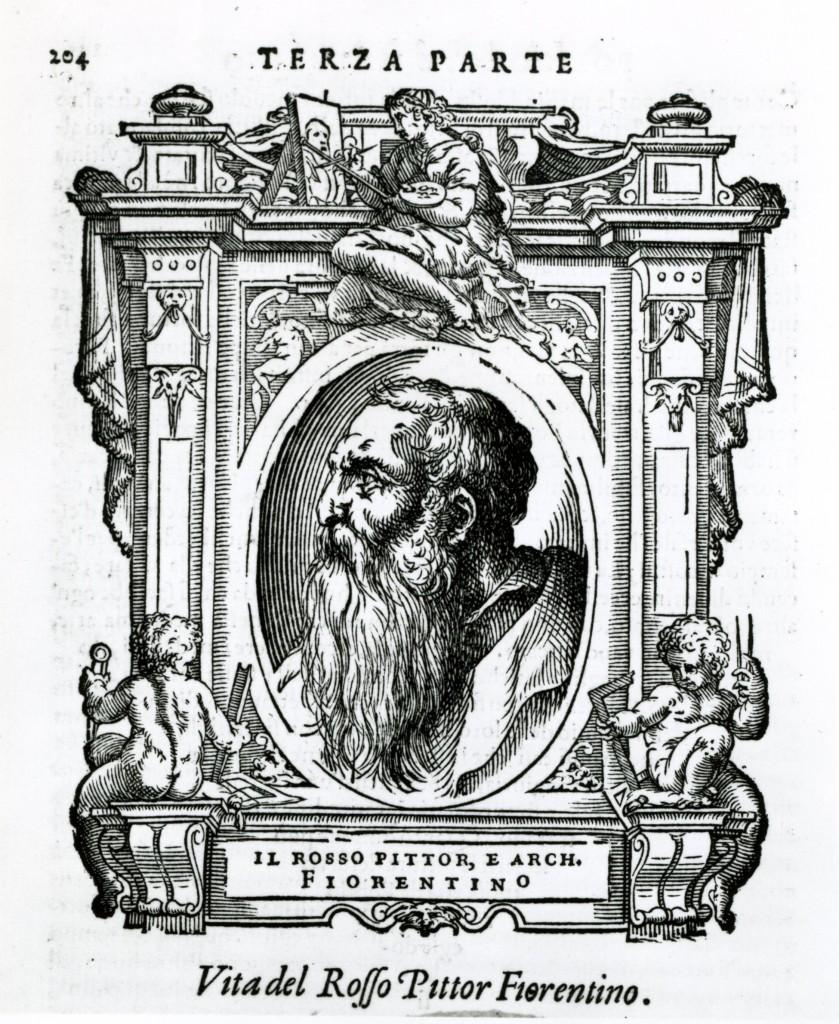 Fig. Rosso, Vasari Lives