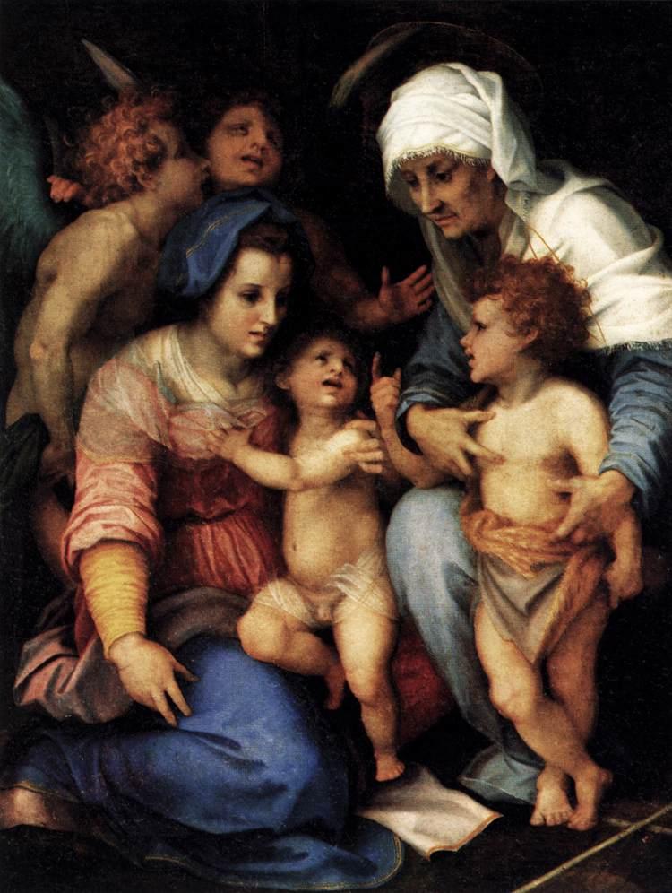 Fig. Sarto, Holy Family